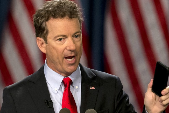 Rand Paul and Ron Wyden introduce bill to limit government spying