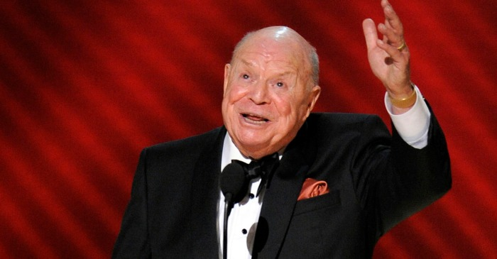 Newly released death certificate officially confirms legendary comedian Don Rickles' cause of death