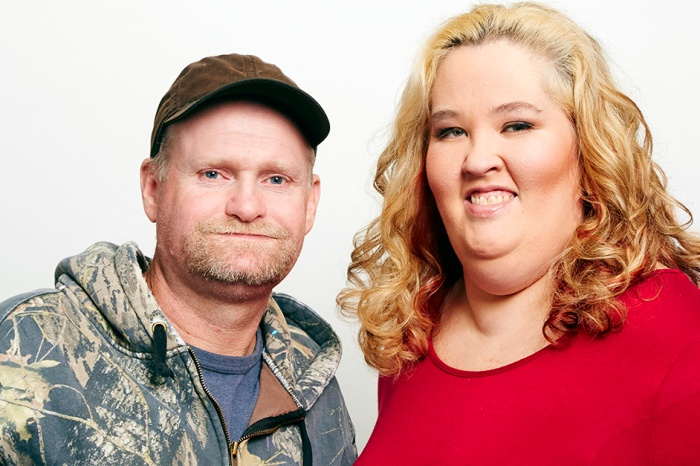 "Sugar Bear had something to say after Mama June accused him of being ""very physically and mentally"" abusive"