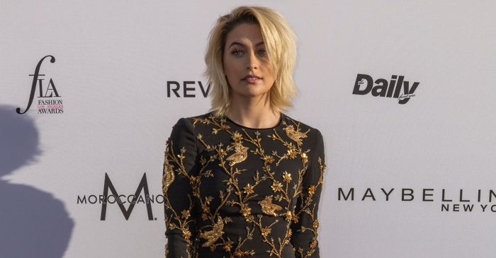 Fans rally around Paris Jackson after she fires back at a critic for making fun of her weight