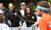 Royals at the 2017 London Marathon