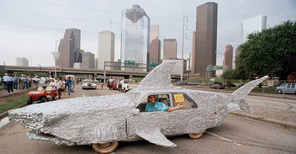 You've got to see these highlights from one of Houston's craziest parades
