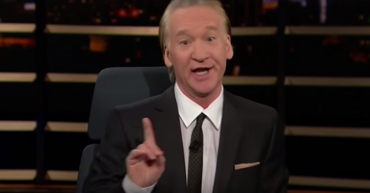 "Bill Maher destroys Hillary Clinton after her speech this week, hopes she ""stays in the woods"""