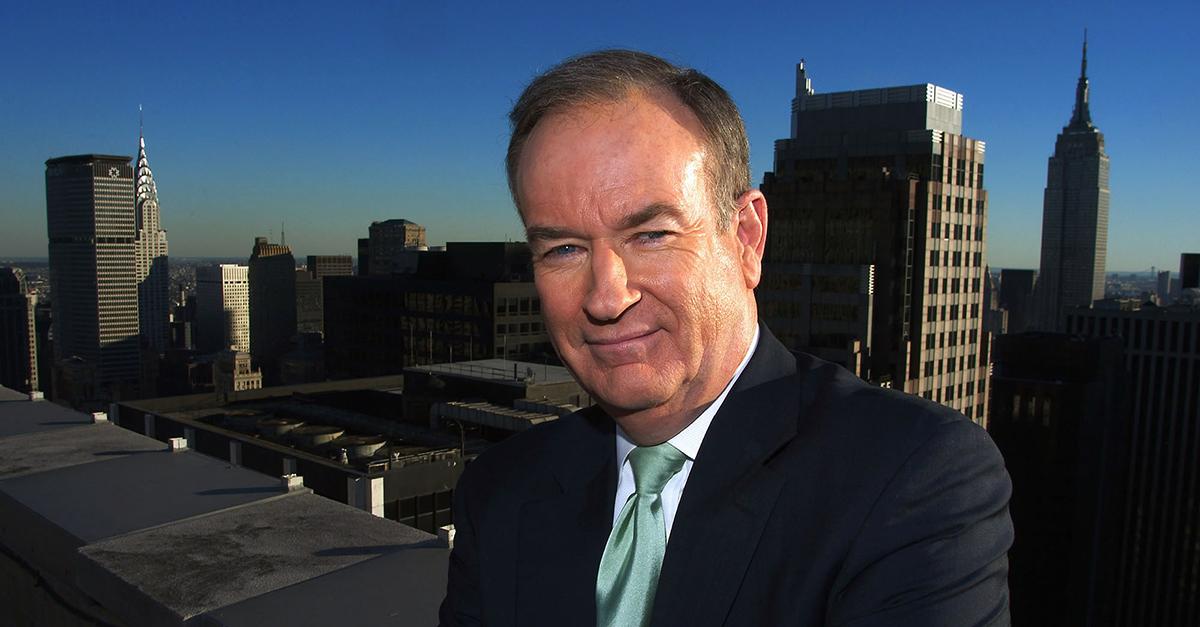 """Rare Review: Bill O'Reilly's 1998 crime fiction novel """"Those Who Trespass"""""""