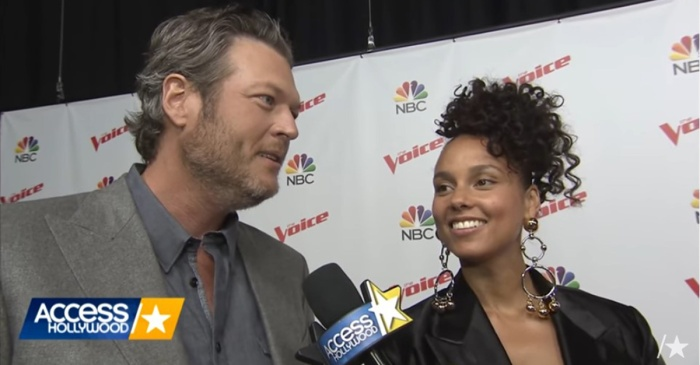 "Sounds like Blake Shelton is being accused of being jealous on ""The Voice"""