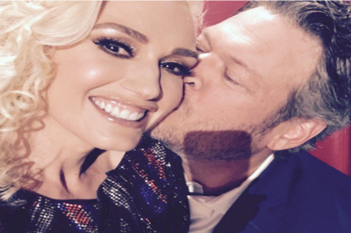 Blake Shelton dishes on sweet and sticky plans for Gwen Stefani this Mother's Day