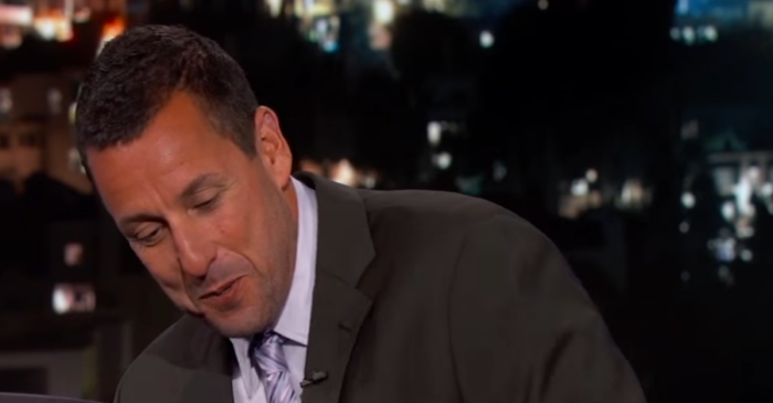 Adam Sandler and Jimmy Kimmel swap hilarious stories about the late Don Rickles