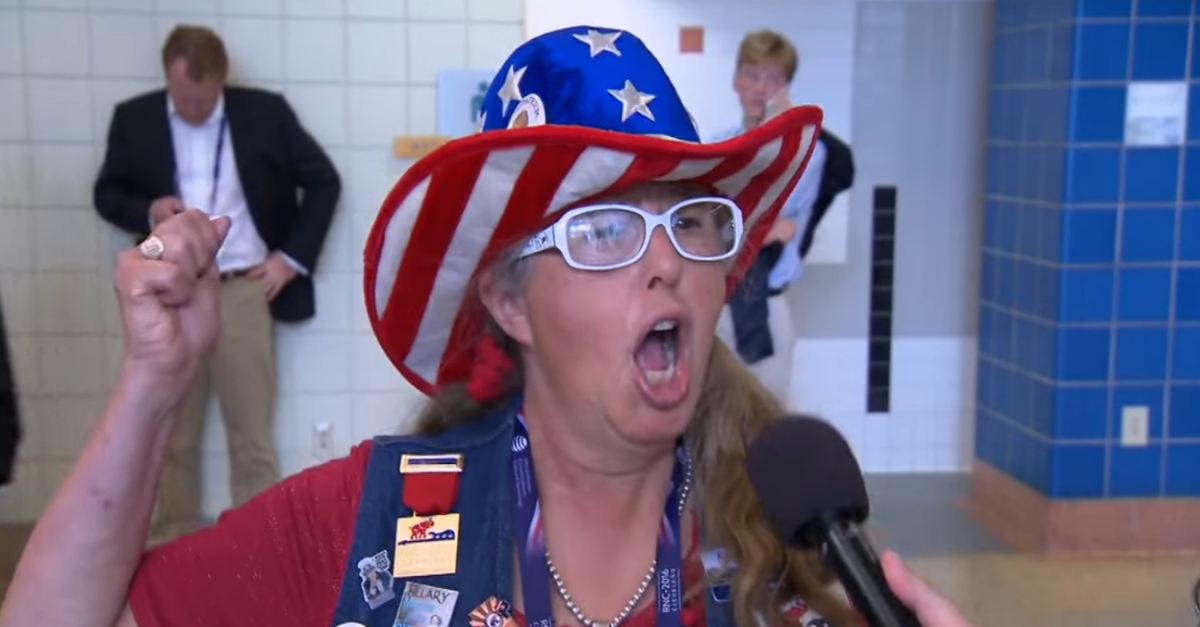 """""""The Daily Show"""" goes to Trump country to find out how """"Godly"""" President Trump's supporters think he is"""
