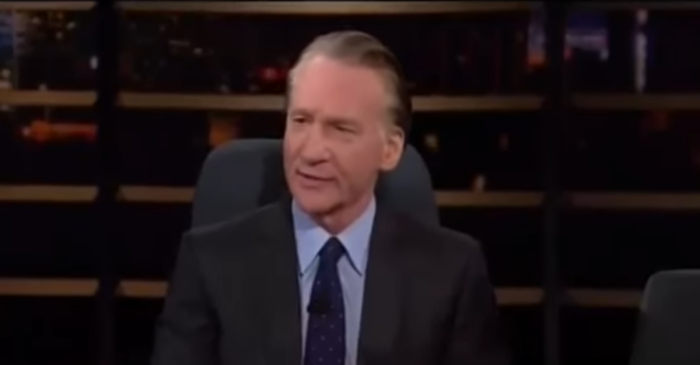 In an unexpected twist, Bill Maher defends Ann Coulter's right to speak