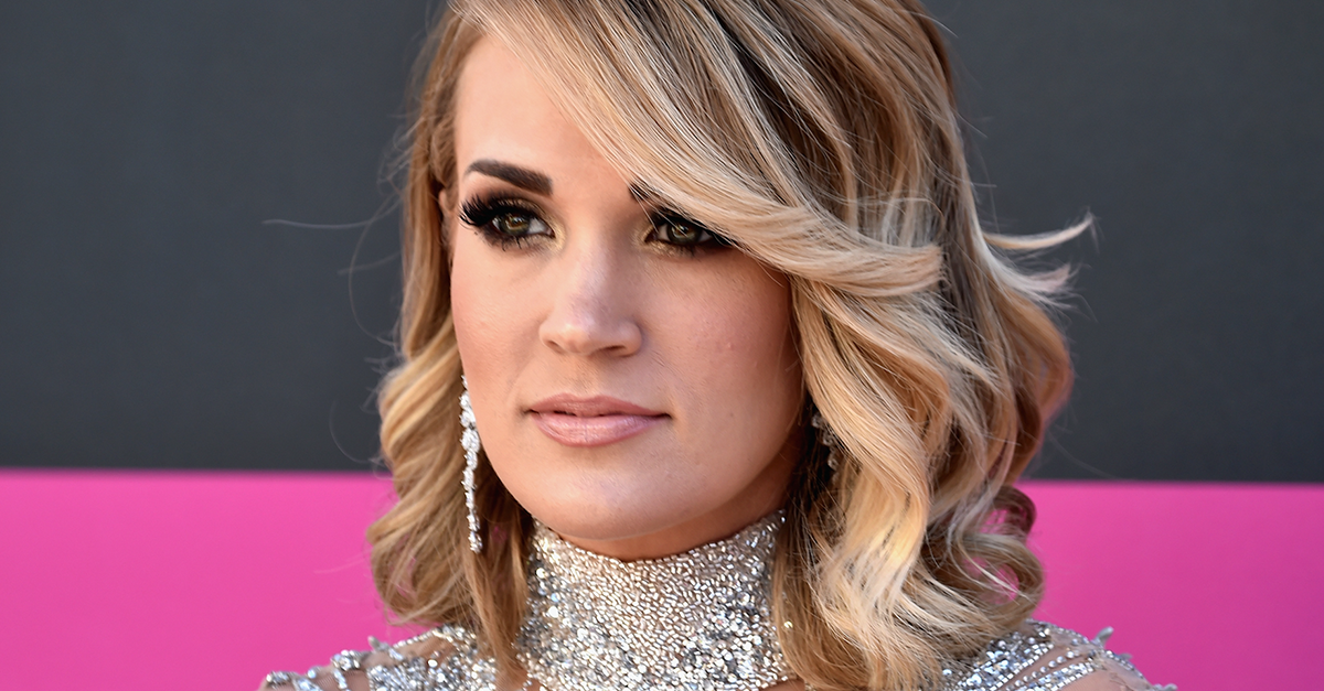 Rumors continue to swirl around Carrie Underwood
