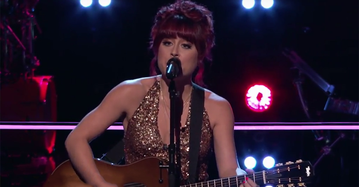 "A ""The Voice"" front-runner won over Blake Shelton with this masterful country cover"