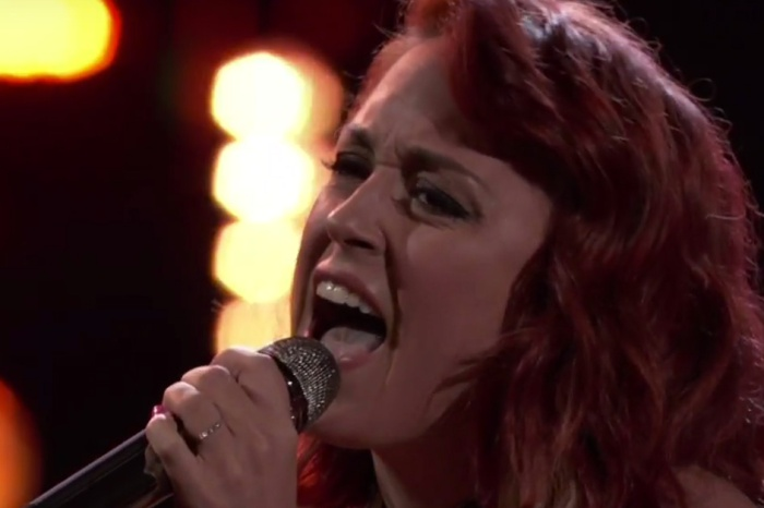 "This ""The Voice"" singer's female version of Chris Stapleton's hit is absolutely powerful"