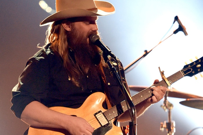 Chris Stapleton reminds us how much country can rock with this ACM Awards debut