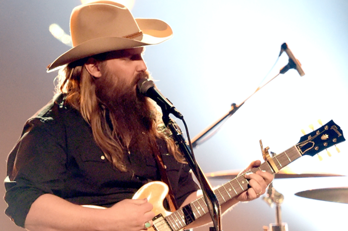 Get your first taste of Chris Stapleton's two new albums due out this year