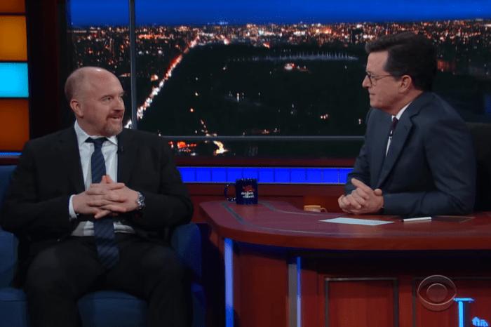 Louis C.K. and Stephen Colbert take a trip down memory lane