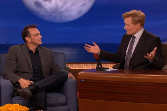 Hank Azaria has a sense of humor about people screwing up his name, but he still hates it