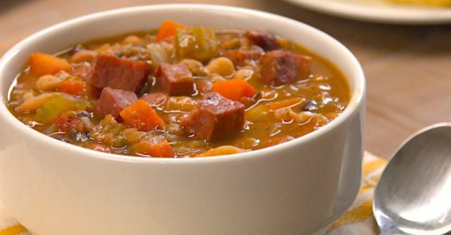 "This slow cooker soup is called ""crazy good"" — one taste and you'll understand why"