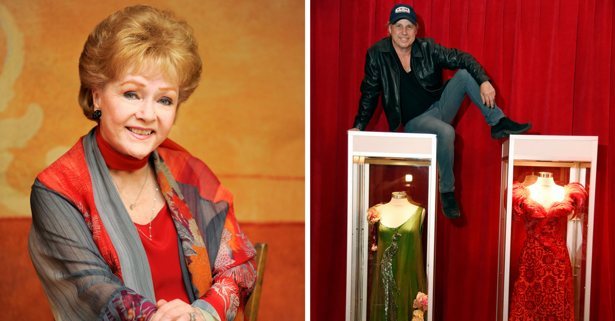 Debbie Reynolds' collection of Hollywood memorabilia will be preserved after all