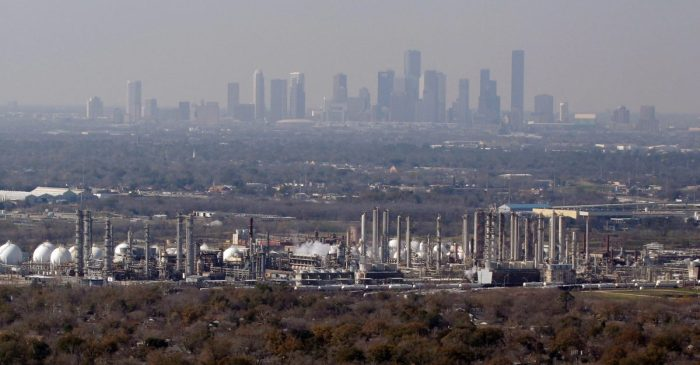 Houston is a top city for more than just its size, but leading the nation can be a dirty job