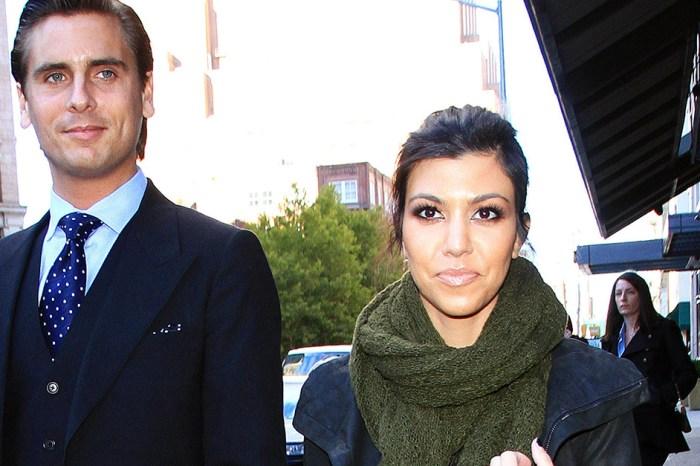It looks like Kourtney Kardashian has a new man in her life, and Scott Disick isn't too pleased