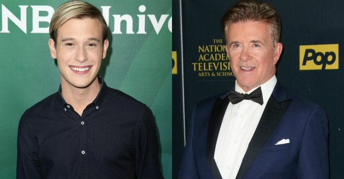 """""""Hollywood Medium"""" Tyler Henry gave the late Alan Thicke an emotional reading just before his shocking death"""
