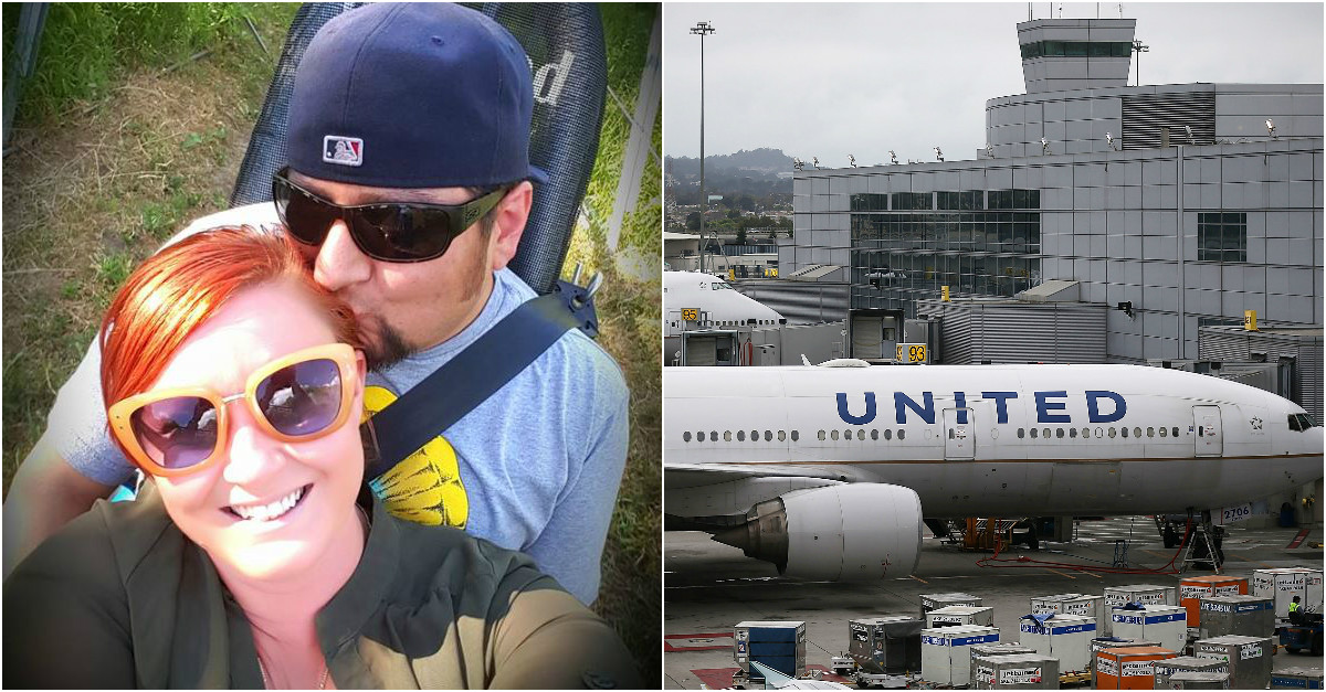 United Airlines faces more drama after a bride and groom were reportedly dragged off a flight by a U.S. Marshal