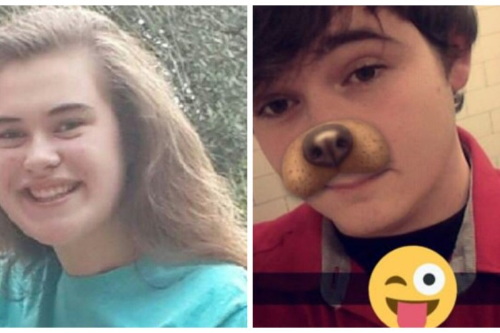 A 13-year-old missing Texas girl was found more than 100 miles from home with some guy from the internet