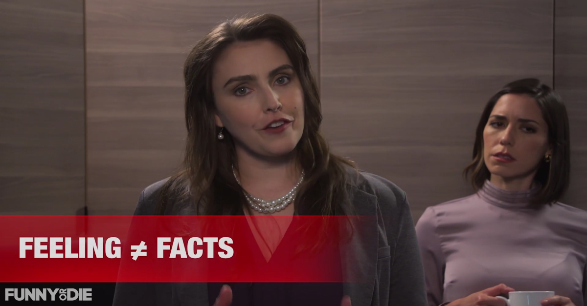 Funny Or Die mocks Fox News in this hilarious sexual harassment training video