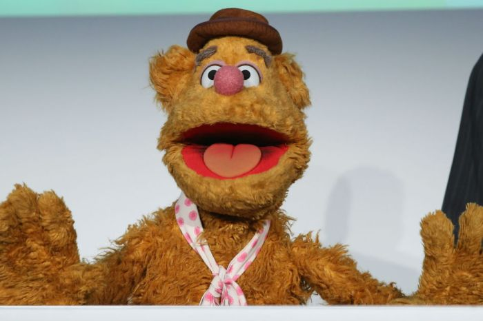 Fozzie Bear channels 50 Cent in this hilarious video