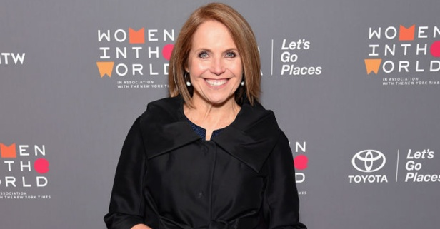 Katie Couric opens up about being the victim of sexism in the office