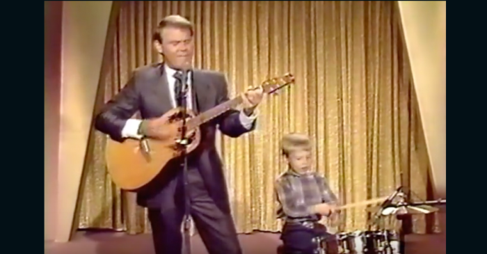 Glen Campbell's musician son finds a way to keep his dad's memory alive