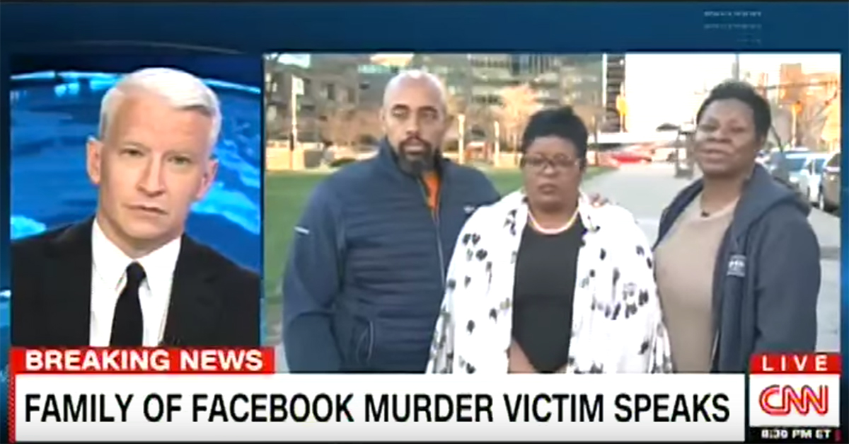 Daughters of Facebook murder victim reveal amazing grace, compassion toward killer in CNN interview