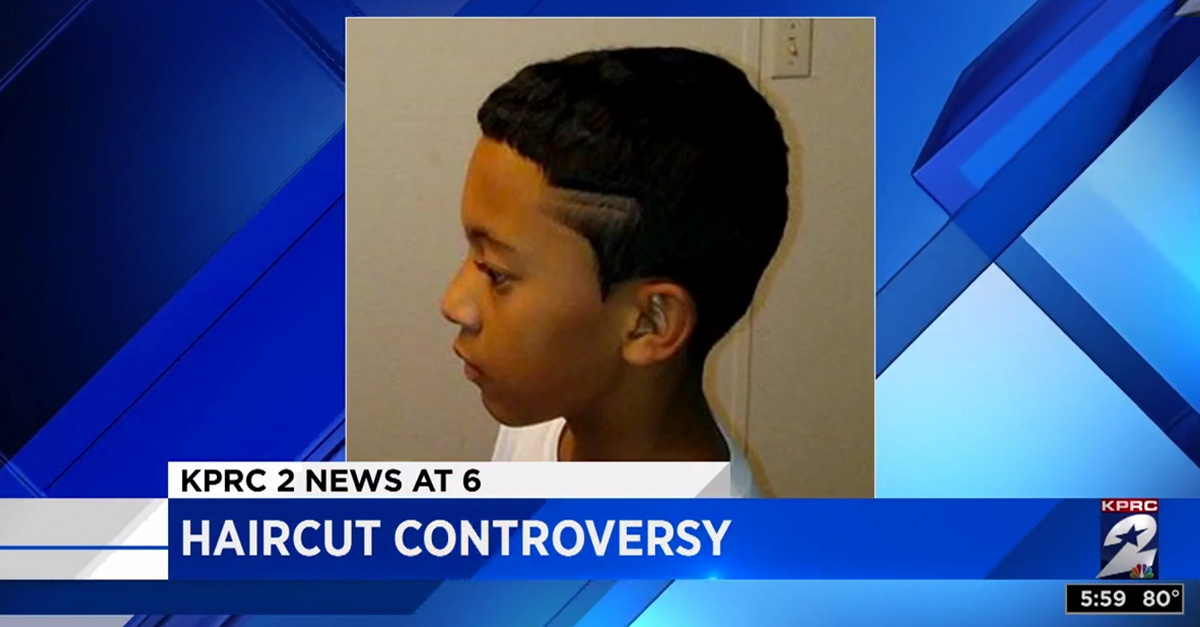 Texas middle schooler given ultimatum to cut his hair or face suspension