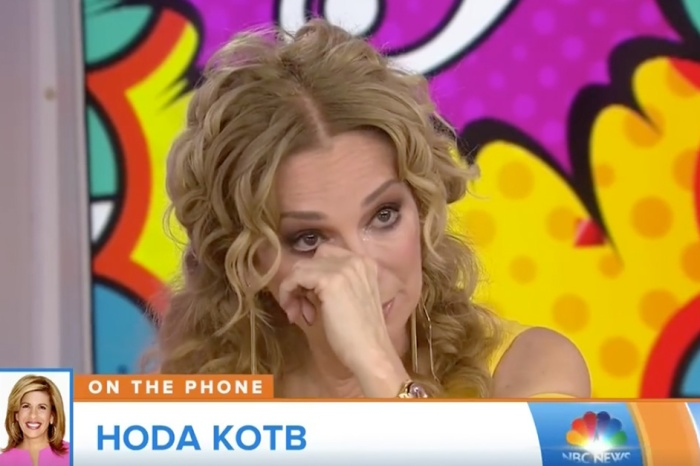 Kathie Lee is brought to tears while on the phone with Hoda reflecting on their huge milestone