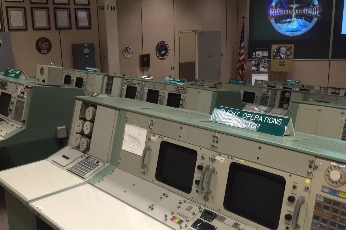 Space Center Houston just received a gift that is out of this world