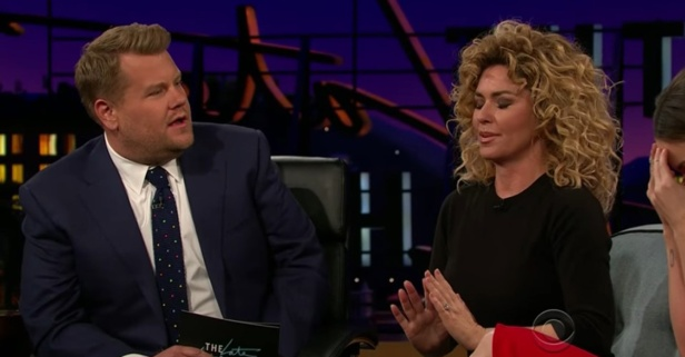 Shania Twain Shares Embarrassing Story About Stage Fright with James Corden