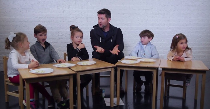 This country star's southern food lesson to these cute kids is absolutely everything