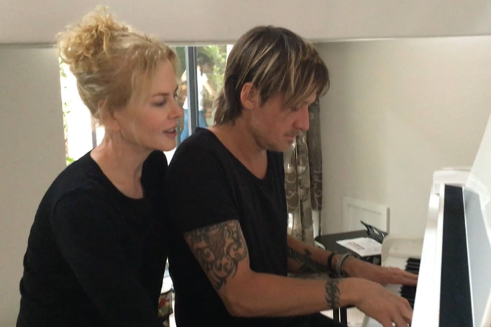 Keith Urban tells us all about his strong creative bond with Nicole Kidman