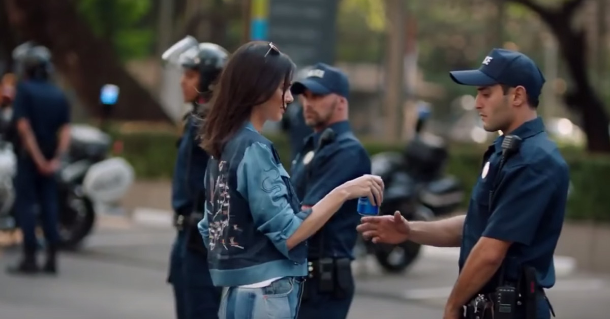 "Here's what Kendall Jenner's been doing after that ""tone-deaf"" Pepsi ad debacle"