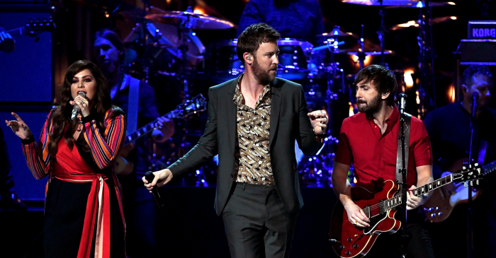 We've got the details on Lady Antebellum's electric ACM Awards performance