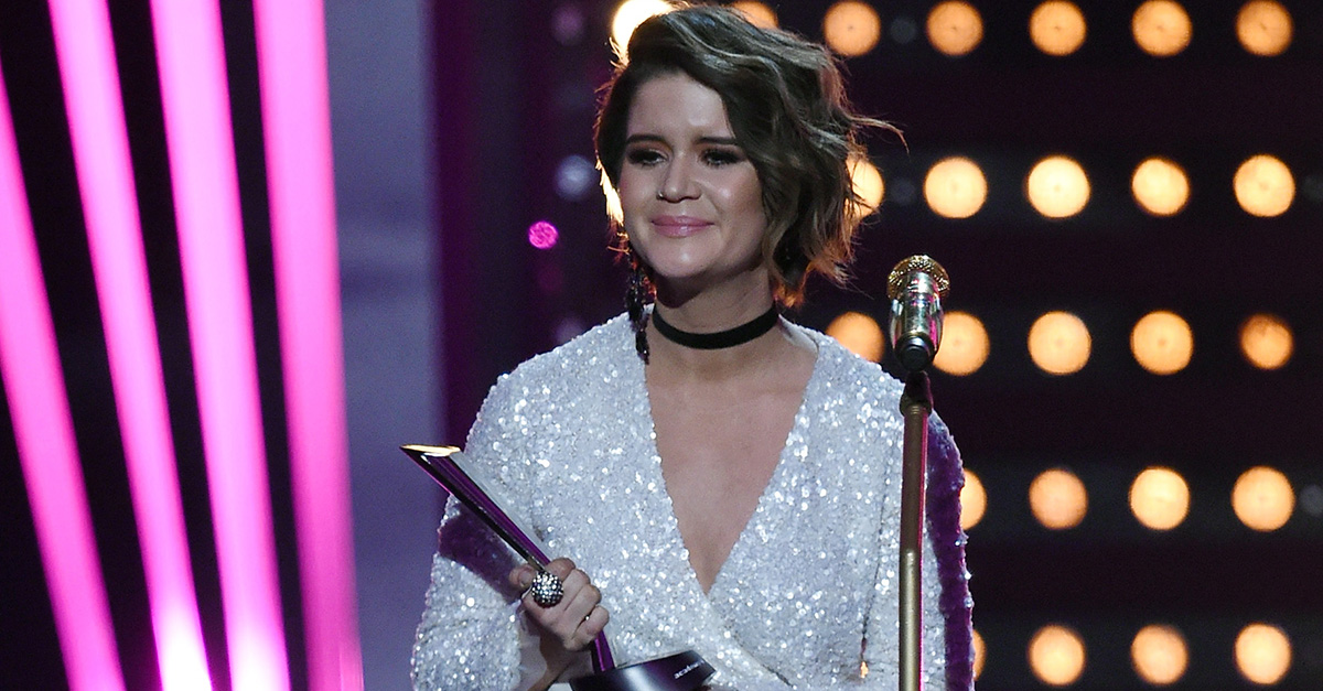 Grammy darling Maren Morris pens heartbreakingly honest letter to country music