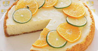 Make it a Cinco de Mayo to remember with this easy margarita cheesecake