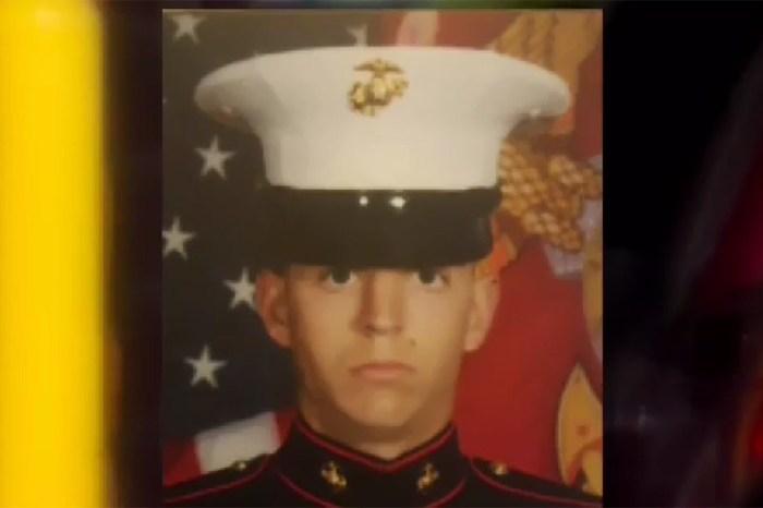 A Marine veteran was gunned down in the McDonald's drive-thru when a honking horn set off a customer