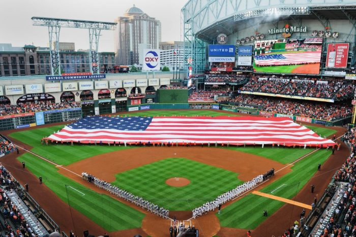 Baseball season is upon us, and Houstonians have more than one way of celebrating America's pastime