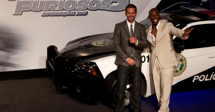 """Tyrese Gibson explains how the late Paul Walker is honored in """"The Fate of the Furious"""" and reminds fans that life is short"""