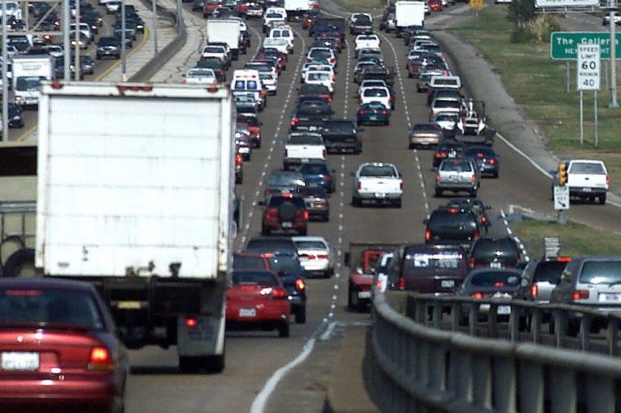 According to a new report, Houston is home to 7 of the top 100 traffic bottlenecks