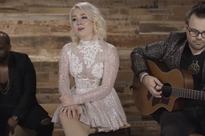 RaeLynn puts a heartbreaking part of her past on display with this impassioned performance