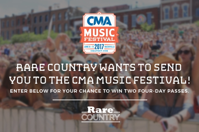 Rare Country's giving away CMA Music Festival tickets