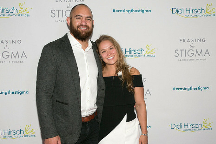 Wedding bells are in store for newly engaged Ronda Rousey and her UFC fiancé Travis Browne