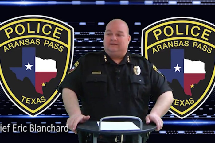 Watch as a coastal Texas police department tries to connect with the community and rebrand their negative image